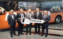 Adanaspor'un sponsoru Temsa