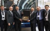 Almanların artık tercihi Türk otobüsü