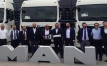 Ankara Nakliyat 10 Adet çekici aldı