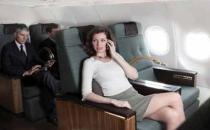 Artık uçaklarda cep telefonu serbest