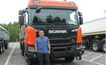 Artık yıldız Scania