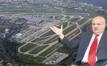 Atatürk Havalimanında uçuşlar duracak