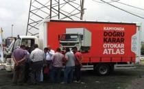 Atlas, Türkiye yollarında