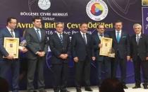 Avrupa Birliği, İETT'yi ödüllendirdi