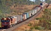 Avrupa'ya konteyner treni yolda