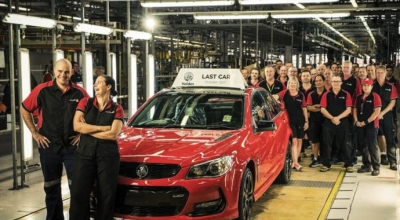 Avustralya'da üretim sona erdi