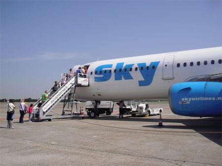 Türk havayolu şirketi uçuşlarını durdurdu