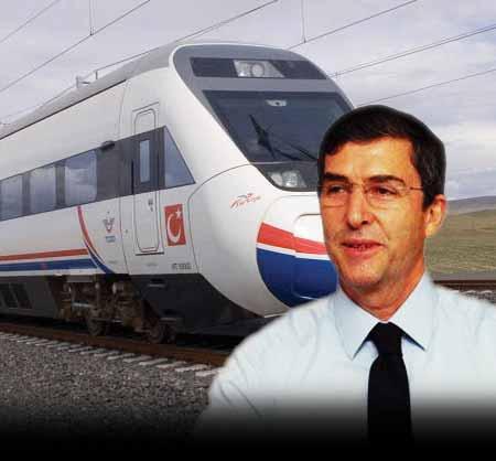 Antalya'ya hızlı tren müjdesi