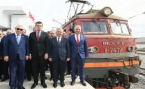 Bakü-Tiflis-Kars hattı hizmete açılacak