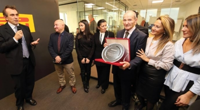 Barkef Kuruç 50 yıldır Pirelli bayii