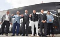 Beşiktaş'ı başarıya Temsa taşıyacak