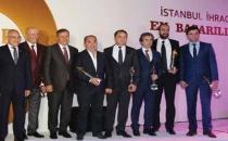 Bilgin'e 'En Başarılı İhracatçı' ödülü