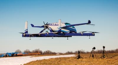 Boeing ilk otonom uçuşunu yaptı