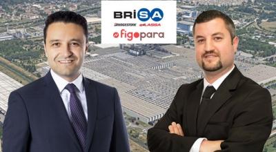 Brisa ile Figopara iş birliği