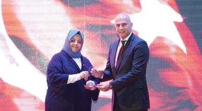 Çalışma Bakanlığı Shell'i ödüllendirdi