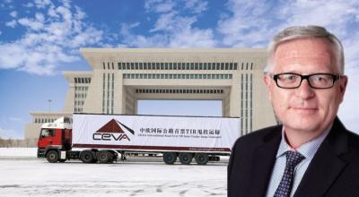 Ceva, Çin'i Avrupa'ya bağladı