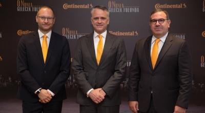 Continental Türkiye'de 10'uncu yılını kutladı