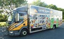 DAF LF kamyonlarında tam verimlilik