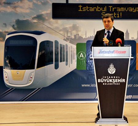 İstanbullu tramvayını seçti