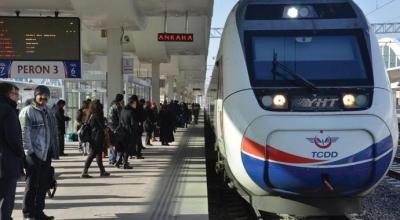 Demiryollarına 10 Milyarlık bütçe