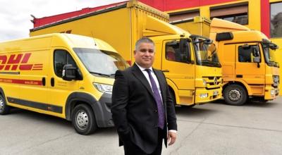 DHL Freight teknoloji tesisi kurdu