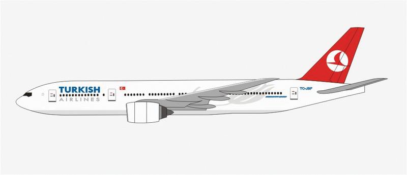 THY'ye uzun menzilli uçak