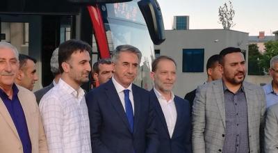 Elektrikli otobüsler Elazığ'da