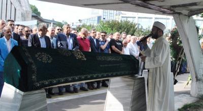 Erdoğan ailesi yasta