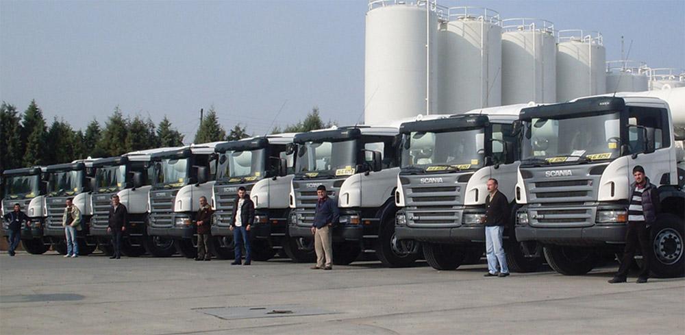Scania, yılın son teslimatını yaptı