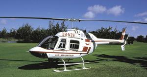 ABD, helikopter zengini