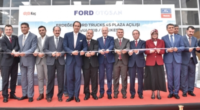 Ford Trucks bayisiyle Marmara da güçlendi