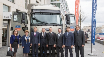 Ford'u Slovakya'da Delta temsil edecek