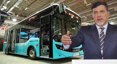 Gerçek otobüs Novociti Life