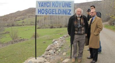 Gökhan Özbek, Ara Güler'i anlattı