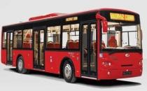 Güleryüz Busworld'da araçlarını sergiledi