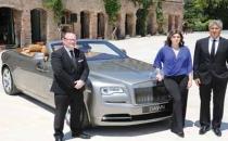 Güneş Rolls-Royce için doğacak