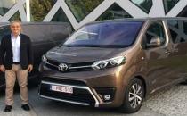 Hafif ticarinin yeni gözdesi Toyota