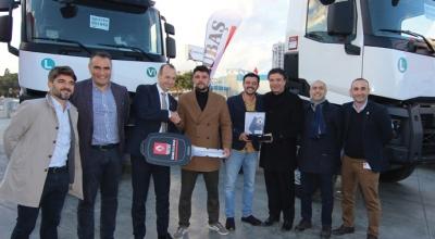 HCC Maden, Renault Trucks aldı