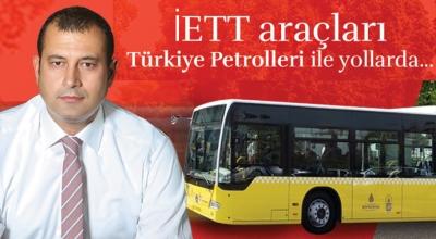 İET'nin çözüm ortağı Türkiye Petrolleri