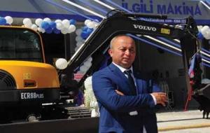 İlgili Makina Karadeniz'e hakim