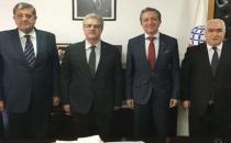 IPRU' heyeti Ankara'da