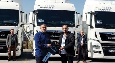 İstanbul Lojistik 10 araç aldı