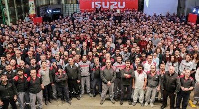 Isuzu Türkiye kalitesini tescilledi