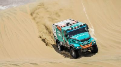 IVECO, Dakar 2019 Rallisi'ni salladı