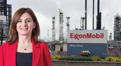 Karakaş, ExxonMobil'de yükseldi