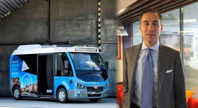 Karsan'dan elektrikli minibüs ihracatı