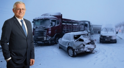 Kış aracı kasko korur