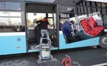 Malatya'nın otobüsleri daha temiz