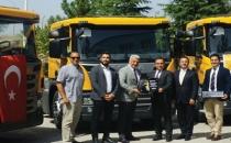 Mertur, Scania'ya güvendi
