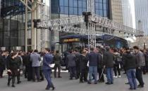 Türkler harbi otobüs yaptı!